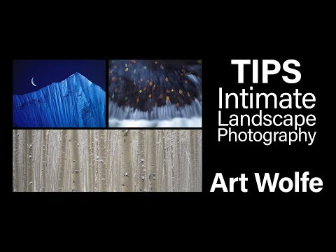Intimate Landscape Photography Tips I Learned from Art Wolfe