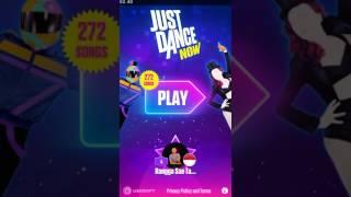 Cara Bermain Game Just Dance Now