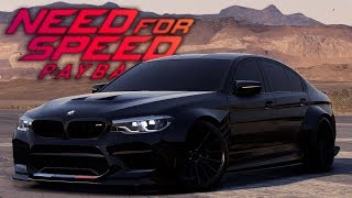BMW M5 Runners Build! - Need For Speed Payback Lets Play - Ep 25