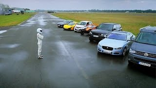 Extreme Car Testing w/The Stig | TopGear.com