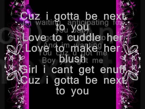 Next To You w/ lyrics Mike Jones