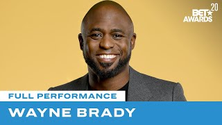 """Wayne Brady Honors Little Richard In """"Lucille"""" & """"Good Golly Miss Molly"""" Performance   BET Awards 20"""