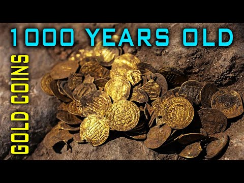 Hundreds Of 1000 Year Old Gold Coins Unearthed In Israel