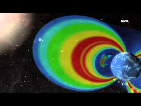 NASA Probing Secrets of Van Allen Radiation Belt