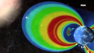 NASA Probing Secrets of Van Allen Radiation Belt