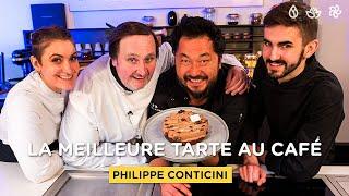 Recette de la Tarte café de Philippe Conticini