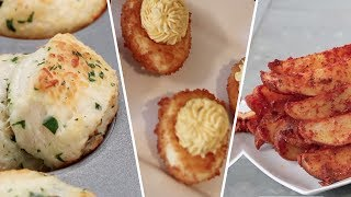 8 Game Day Appetizers Review- Buzzfeed Test #74