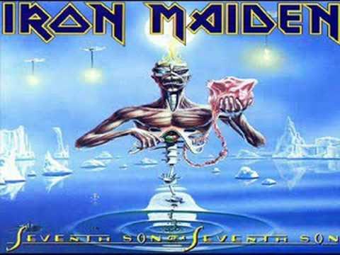 """Iron Maiden - """"Moonchild"""""""