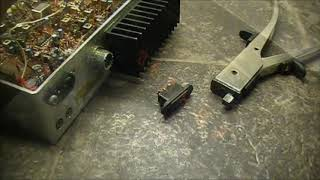RANGER AR 3500 Power connector replacement
