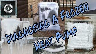 Diagnosing A Frozen Heat Pump