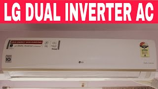 LG Dual Inverter Air Conditioner Review | Saves 50% Energy