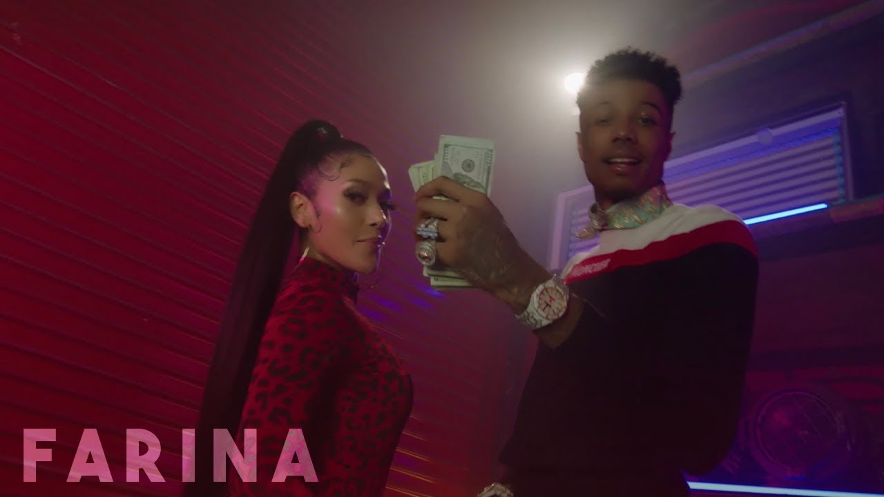 Farina, Blueface Give 'Thotiana' the Spanglish Treatment in