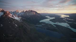 PATAGONIA AIR - Extreme nature by VisionHawk Films