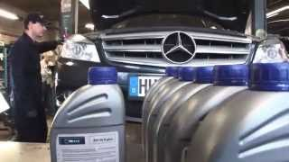 Mercedes W204 C-class Automatic Transmission 722.6 Fluid and Filter Change thumbnail