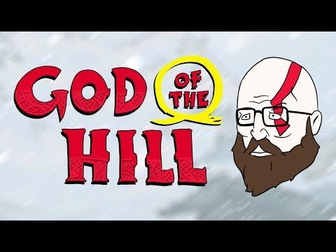 Hank Hill Plays God of War