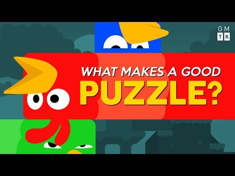 What Makes a Good Puzzle? | Game Maker's Toolkit