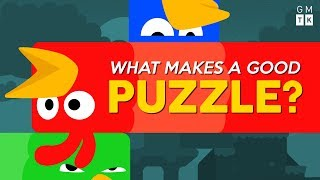 What Makes a Good Puzzle? | Game Maker's Toolkit Video