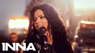 INNA - Mai Frumoasa | Rock the Roof @ Paris | Cover Laura Stoica