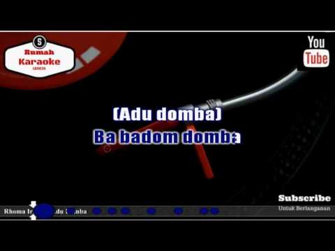 Karaoke Rhoma Irama  - Adu Domba