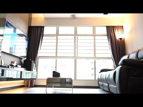 Interior Design Singapore | Modern themed home (IdeasXchange)
