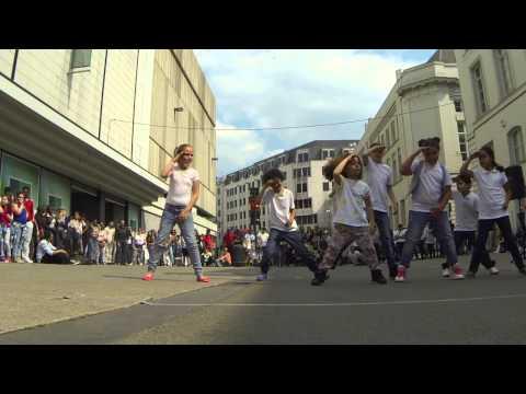 Street Dance Show 5 - Le groupe des KIDS d'Hidden Power