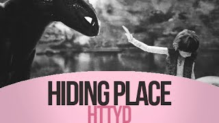 Hiding place | Hiccup & Thoothless