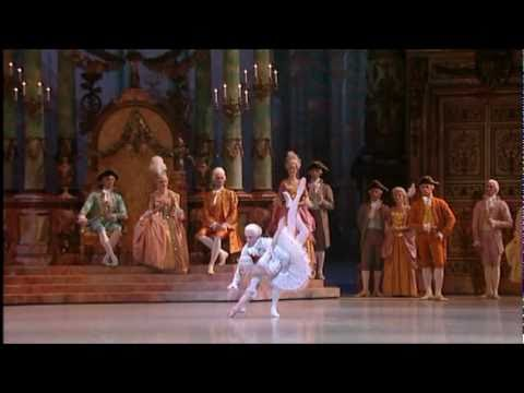 Aurelie Dupont and Manuel Legris - Sleeping Beauty Pas de Deux