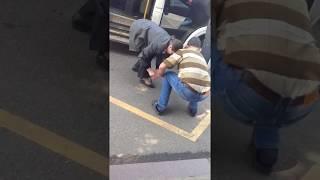 В Воронеже водитель маршрутки избил пассажирку