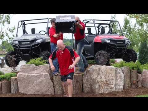 Honda Canada VP Of Sales And Marketing Does The #IceBucketChallenge