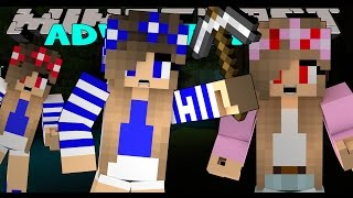 Minecraft-Little Carly Adventures-LITTLE NIGHTMARE PART TWO!!