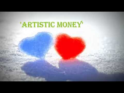artistic money