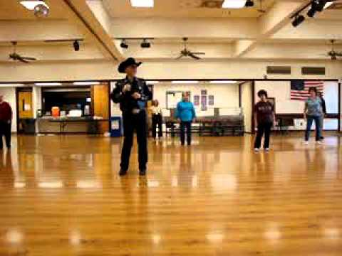 Barroom Boogie Down ( Line Dance ) Walkthrough