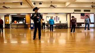 Barroom Boogie Down ( Line Dance ) Walkthrough