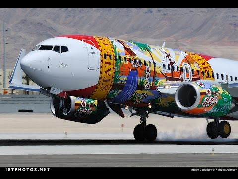 FULL FLIGHT: Southwest Airlines Boeing 737-7H4 (B737) - SFO-MDW