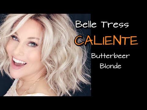 belle-tress-caliente- -butterbeer-blonde- -must-see-comparison-of-editors-pick- -cute-styling!