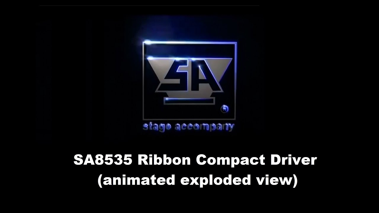 SA8535 RIBBON COMPACT DRIVER FOR WINDOWS MAC