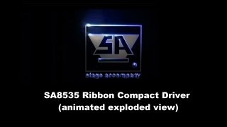 Stage Accompany - SA8535 Ribbon Compact Driver (animated exploded view) Thumbnail