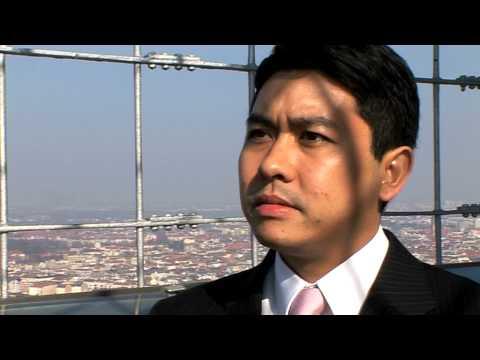 Yuthachai Charanachitta, Owner, Onyx Hospitality & Hotels, Thailand @ ITB 2010