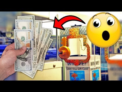 Won Tons of Cash at the Arcade! Biggest Win EVER at Key Master!