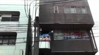 2011年3月11日 福島県いわきで東北関東大震災に遭遇