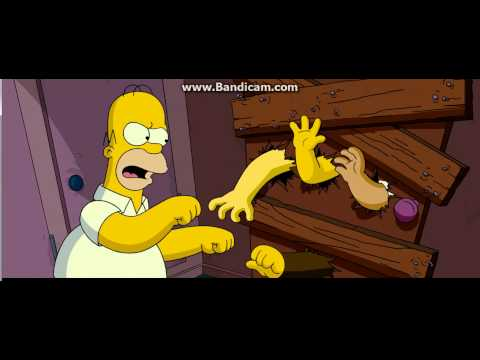 The Simpsons Movie Funny Moment