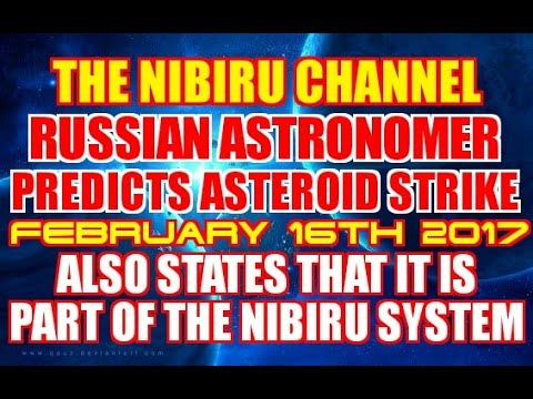 NIBIRU FRAGMENT TO STRIKE EARTH IN FEBRUARY, SAYS RUSSIAN ASTRONOMER