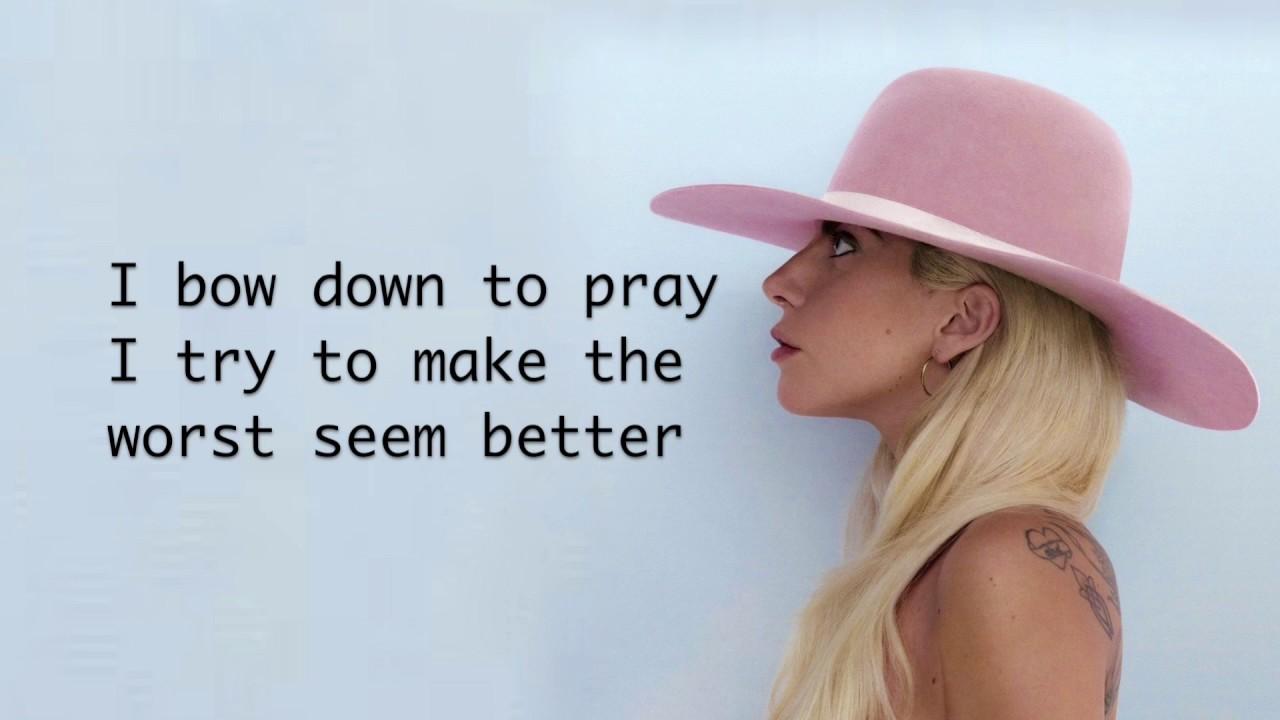 Download Lady Gaga - Million Reasons (Lyrics) MP3 - Free