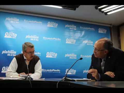 ENTREVISTA EN RADIO QUITO - JAIME BREILH