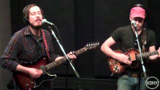 "Vetiver ""Wonder Why"" Live at KDHX 9/20/11"
