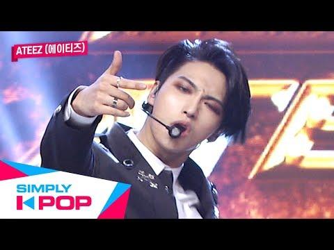 [Simply K-Pop] ATEEZ(에이티즈) _ WONDERLAND _ Ep.384 _ 101819