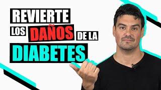 Qué es la Diabetes y Cómo Revertir su Daño de Forma Natural
