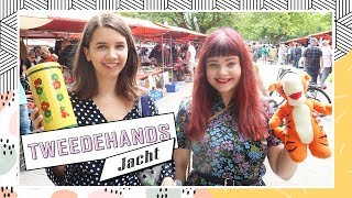 TWEEDEHANDS JACHT #1 met Marlinde! 💶 | Boncolor