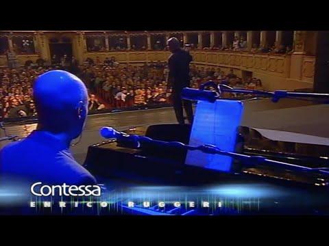 Enrico Ruggeri - Contessa (Live