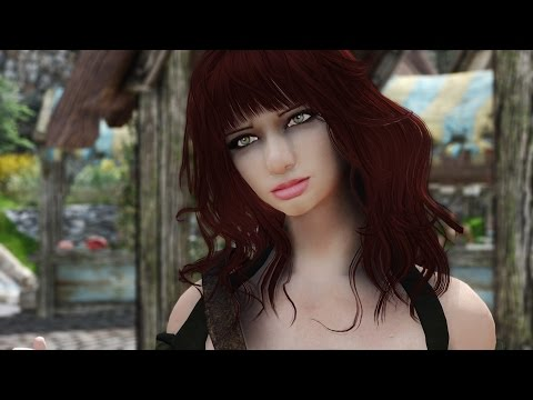 Skyrim CGI ULTRA Graphics Tutorial (1080p)
